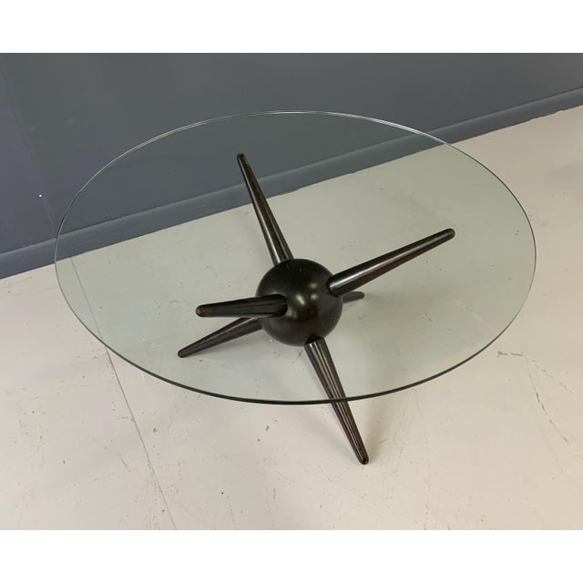 Gio Ponti Attributed Spike Cocktail Table For Sale In Philadelphia - Image 6 of 9