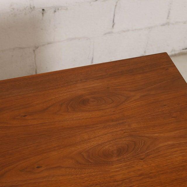 Danish Modern Walnut Sideboard/Media Cabinet - Image 10 of 10