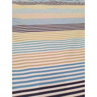 Zoffany Striped Fabric Remnant For Sale