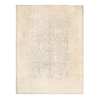 """Pasargad N Y Antique Larestan Hand Knotted Rug - 9'7"""" X 12'7"""""""