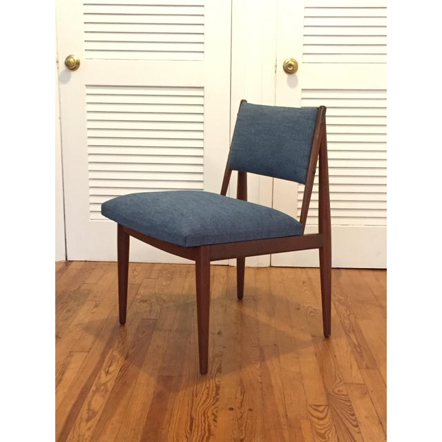 Vintage Drexel Heritage Mid Century Dining Chairs Set Of 4 Chairish