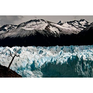 Patagonia 103, Limited Edition Color Photograph, Ice, Mountains, Travel For Sale