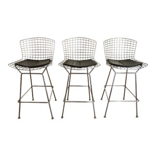 Bertoia Bar Stools For Sale