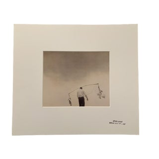 """Robert and Shana ParkeHarrison """"Architect's Brother: Summoning the Storm"""" Photo Proof For Sale"""