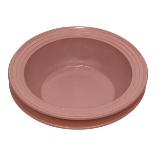 Pink Moderntone Serving Bowls - A Pair