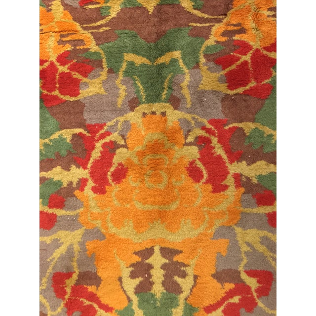 "Zeki Muran Turkish Rug - 6'6"" x 9'1"" - Image 4 of 11"