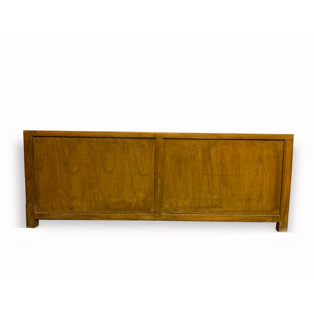 Asian Style Asian Elm Shanghai Tv Cabinet For Sale - Image 4 of 5
