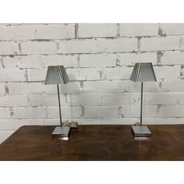 "Vintage ""Igor Paris"" Table Lamps - a Pair For Sale - Image 13 of 13"