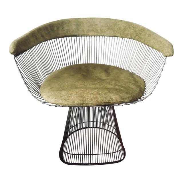 Knoll Warren Platner Chair For Sale