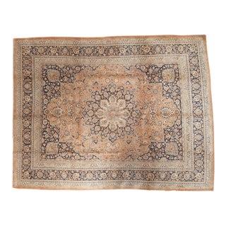"""Vintage Meshed Carpet - 9'11"""" x 12'7"""""""