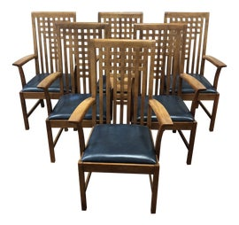 Image of Stickley Dining Chairs
