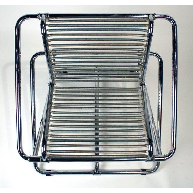 1980s Ron Arad 'One Off' Rocking Chair For Sale - Image 5 of 8