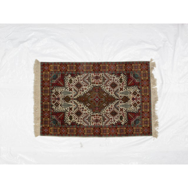 "Leon Banilivi Persian Tabriz rug - 3'4"" x 5'5"" - Image 2 of 6"