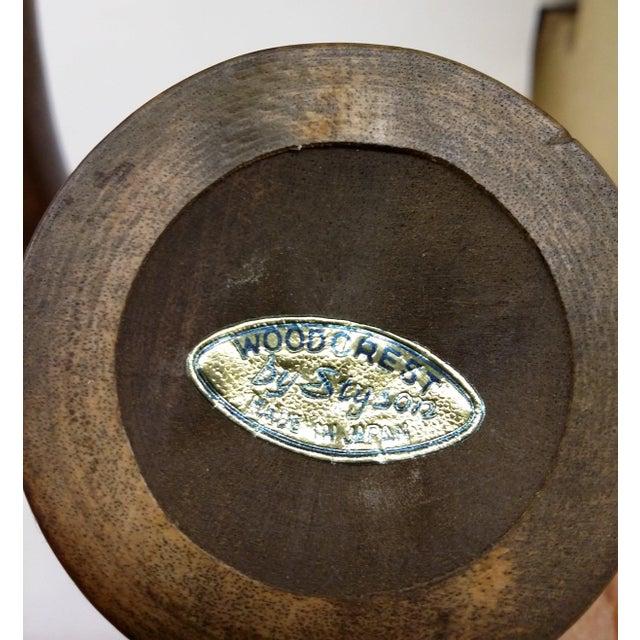 Salt & Pepper Woodcrest by Styson Japan - Image 7 of 9