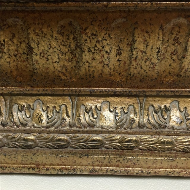 Decorative Box with Silver Accents - Image 5 of 5