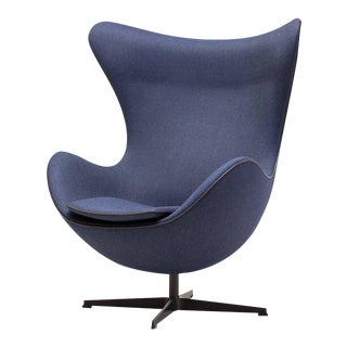 Fritz Hansen's Choice, Limited Edition Egg Chair by Arne Jacobsen For Sale