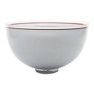 Ibex Studio Art Glass Bowl For Sale