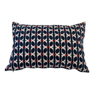 Modern Cb2 Dashe Pillow For Sale