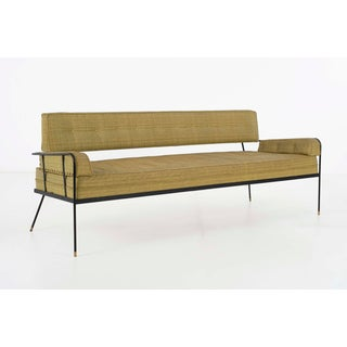 Paul Tuttle Wrought Iron Sofa Preview