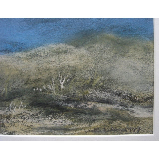 Pastel Over Monotype by Walter Kuhlman - Image 2 of 4