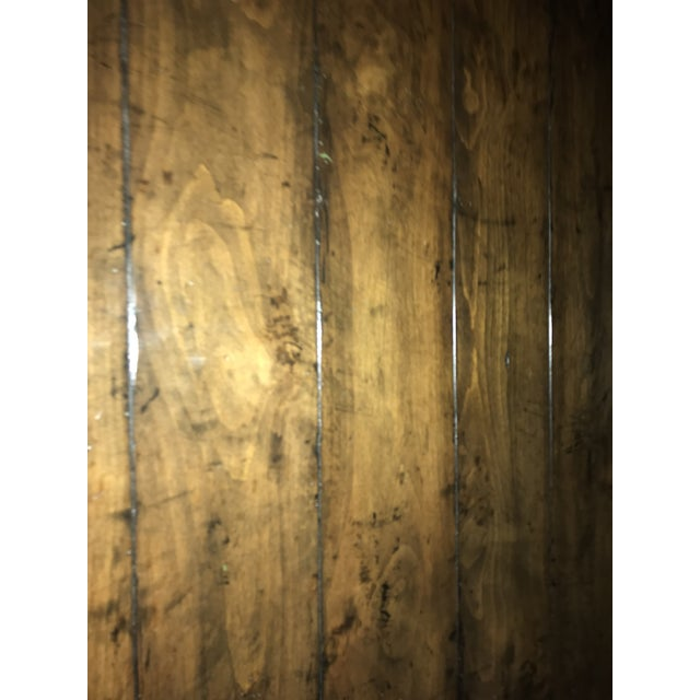 Guy Chaddock Wood Dining Table For Sale - Image 10 of 12
