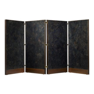 Barbara Barry for Henredon Pen Shell Folding Screen