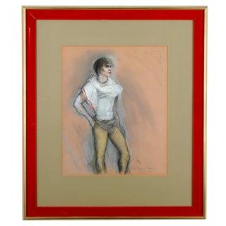 W. Robert LaVine - Rudolf Nureyev Ballet Rehearsal, 1968 For Sale