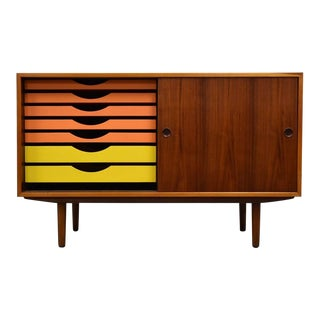 Børge Mogensen Swedish Modern Credenza For Sale