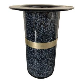 Dara International Post Modern Glass Vase For Sale