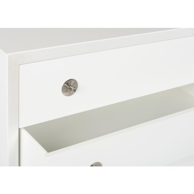 Not Yet Made - Made To Order Casa Cosima Hayes Chest, Cloud White For Sale - Image 5 of 5