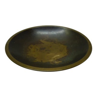 Just Anderson Scandinavian Bronze Dish or Bowl For Sale