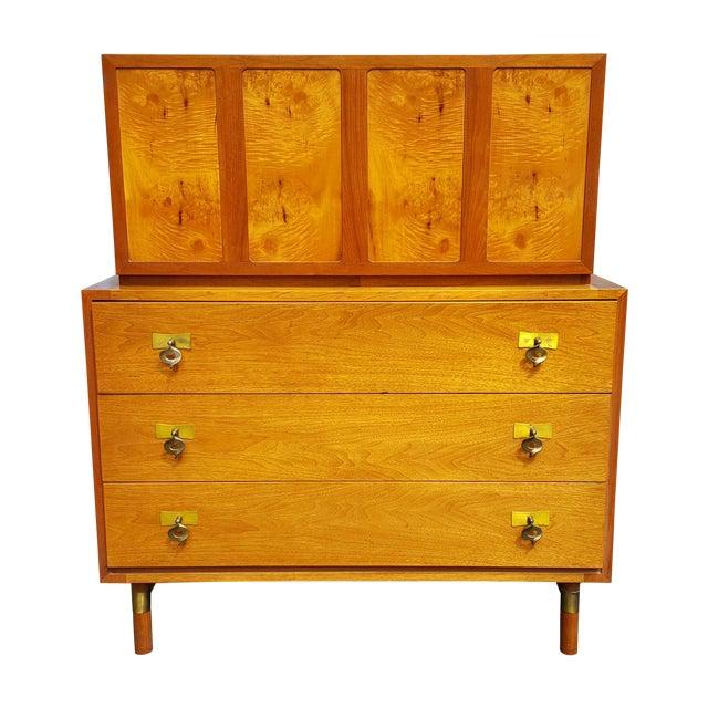 1960's Red Lion Mid-Century Modern Dresser For Sale