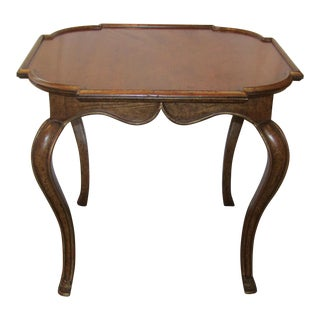 Vintage Minton Spidell Wood Coffee Table
