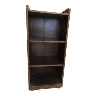 Coffee Brown Book Shelf For Sale