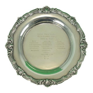 Aiken Polo Club/ Mrs S.H. Knox Cups 1930 Trophy For Sale