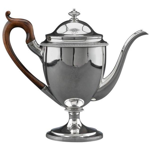 Silver Silver Argyle Pot by Garrard For Sale - Image 8 of 8