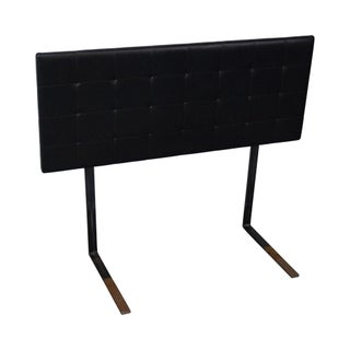 Knoll Mid Century Tufted Headboard For Sale