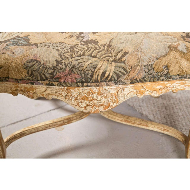 French Louis XV Style Armchairs by Jansen - A Pair - Image 8 of 10