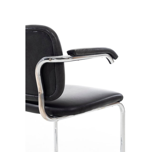 Set of 12 Marcel Breuer Dining Chairs For Sale - Image 10 of 11
