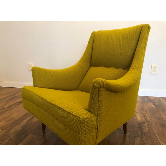 Milo Baughman Thayer Coggin Chair For Sale In Seattle - Image 6 of 10