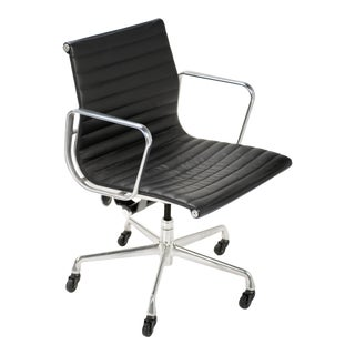 Charles & Ray Eames Herman Miller Aluminum Group Management Chair For Sale