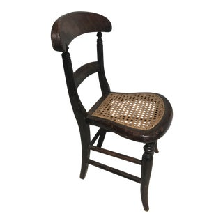 Antique Child's Chair For Sale