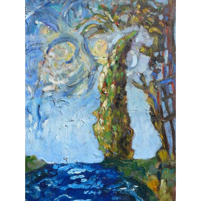 Seaside, After Van Gogh Painting - Image 5 of 6