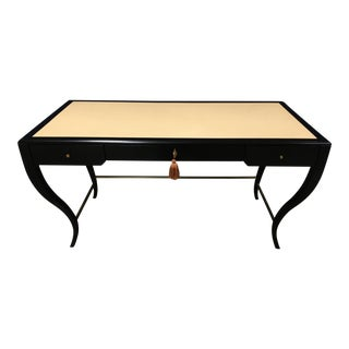 Century Contemporary Monarch Paxton Writing Desk For Sale