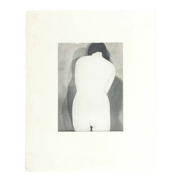 1930's French Black & White Monochrome by Man Ray For Sale