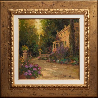 Roman Frances Original Oil Painting For Sale