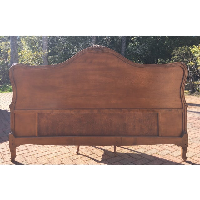 French Country King Headboard - Image 3 of 5