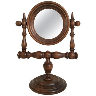 20th Century Victorian Walnut Dressing Table Mirrors, England For Sale