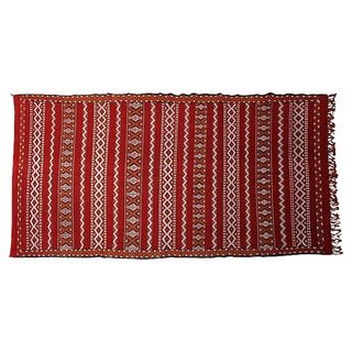 Moroccan Berber Rug - 11' x 5'7'' For Sale