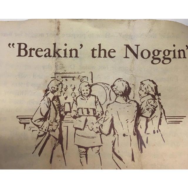 Pewter Noggin' Tankard For Sale - Image 6 of 7